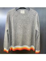 Jumper 1234 Jumper 1234 Stripe Hem Sweater