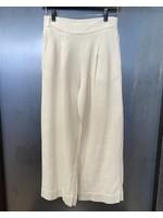 Stateside Stateside Herringbone Gauze Pull On Trouser