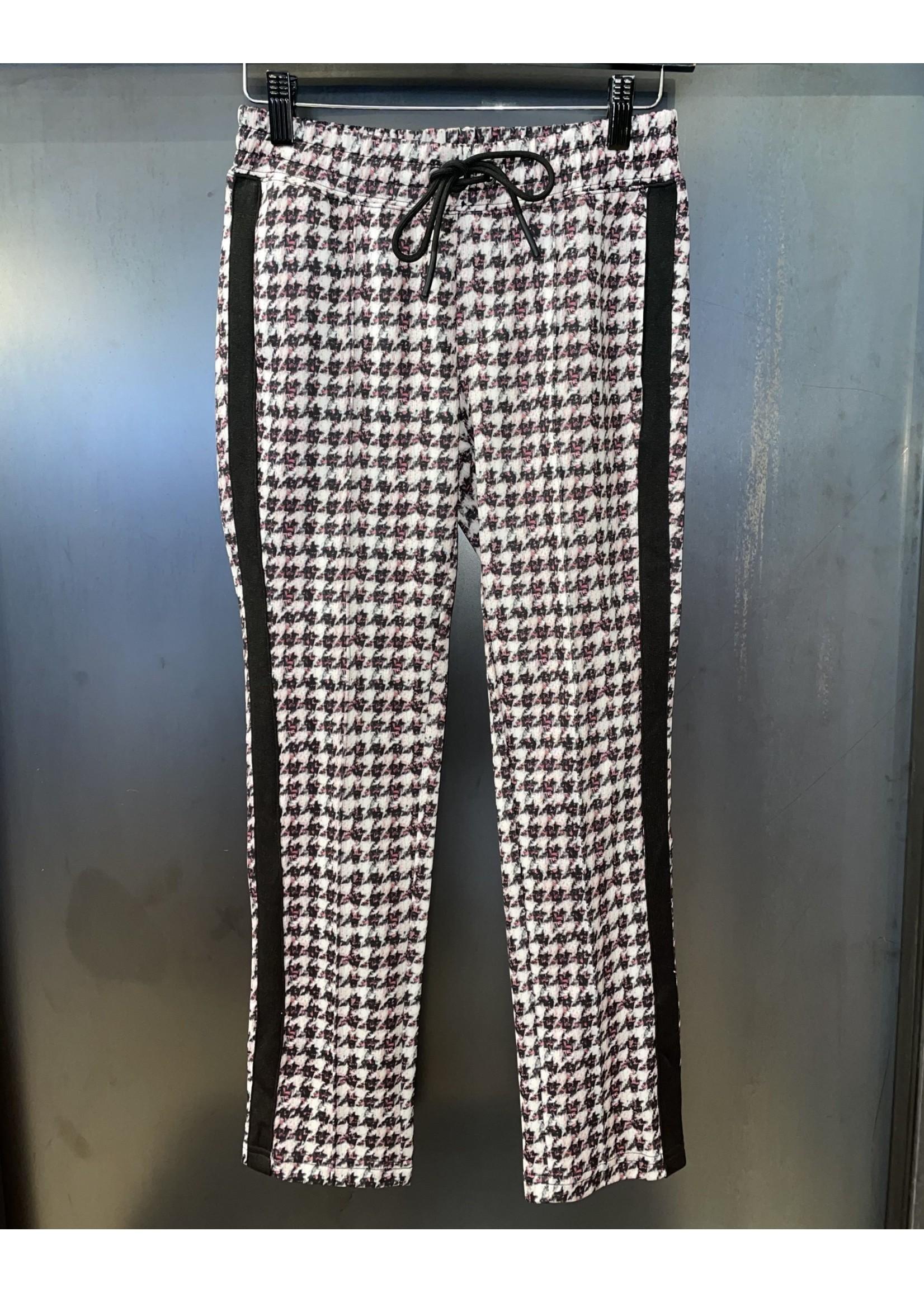 Pam & Gela Pam & Gela Tweed Crop Track Pant