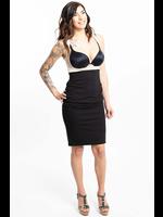 Lait De Poule Lait de Poule, Nursing and Maternity Classic Black Base Dress