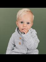 Beba Bean Beba Bean, Crochet Hoodie for Baby