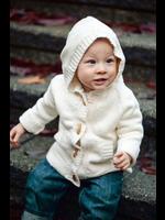 Beba Bean Beba Bean, Knit Hoodie for Baby