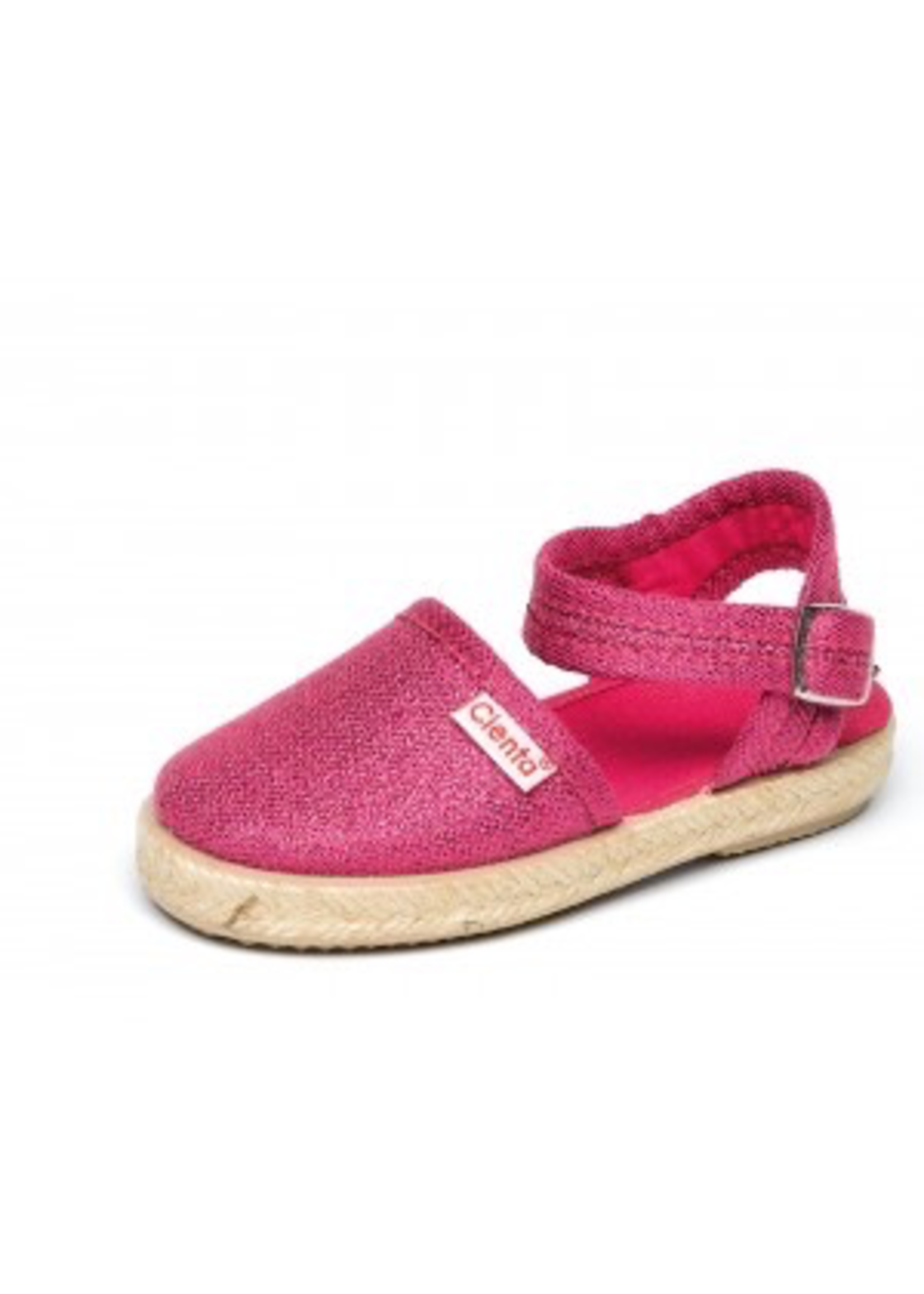 Calzados Cienta Shoes Cienta Shoes, Valenciana Hebilla Metalizado Sandal for Girl