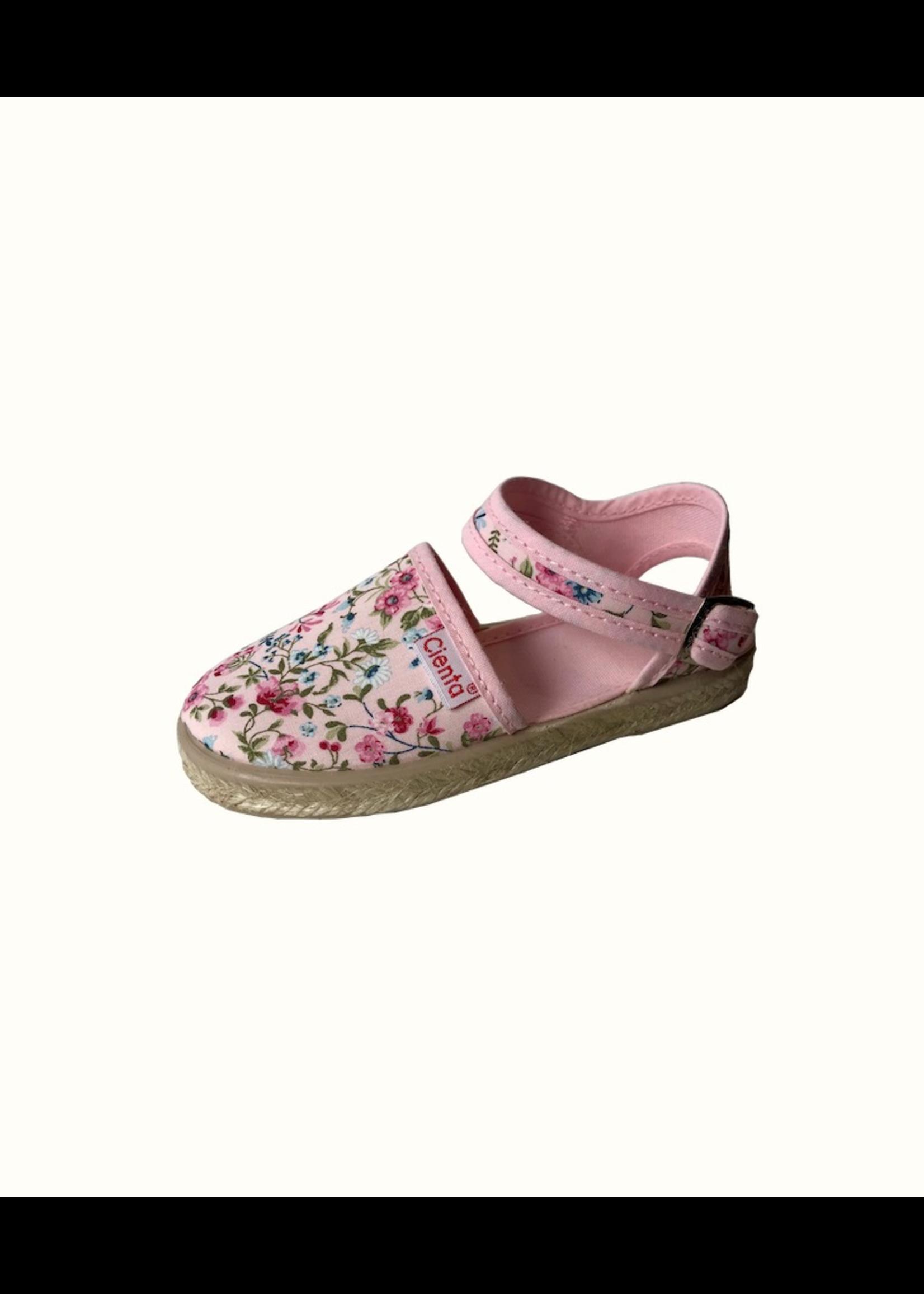 Calzados Cienta Shoes Cienta Shoes, Valenciana Hebilla Summer Sandal for Girl