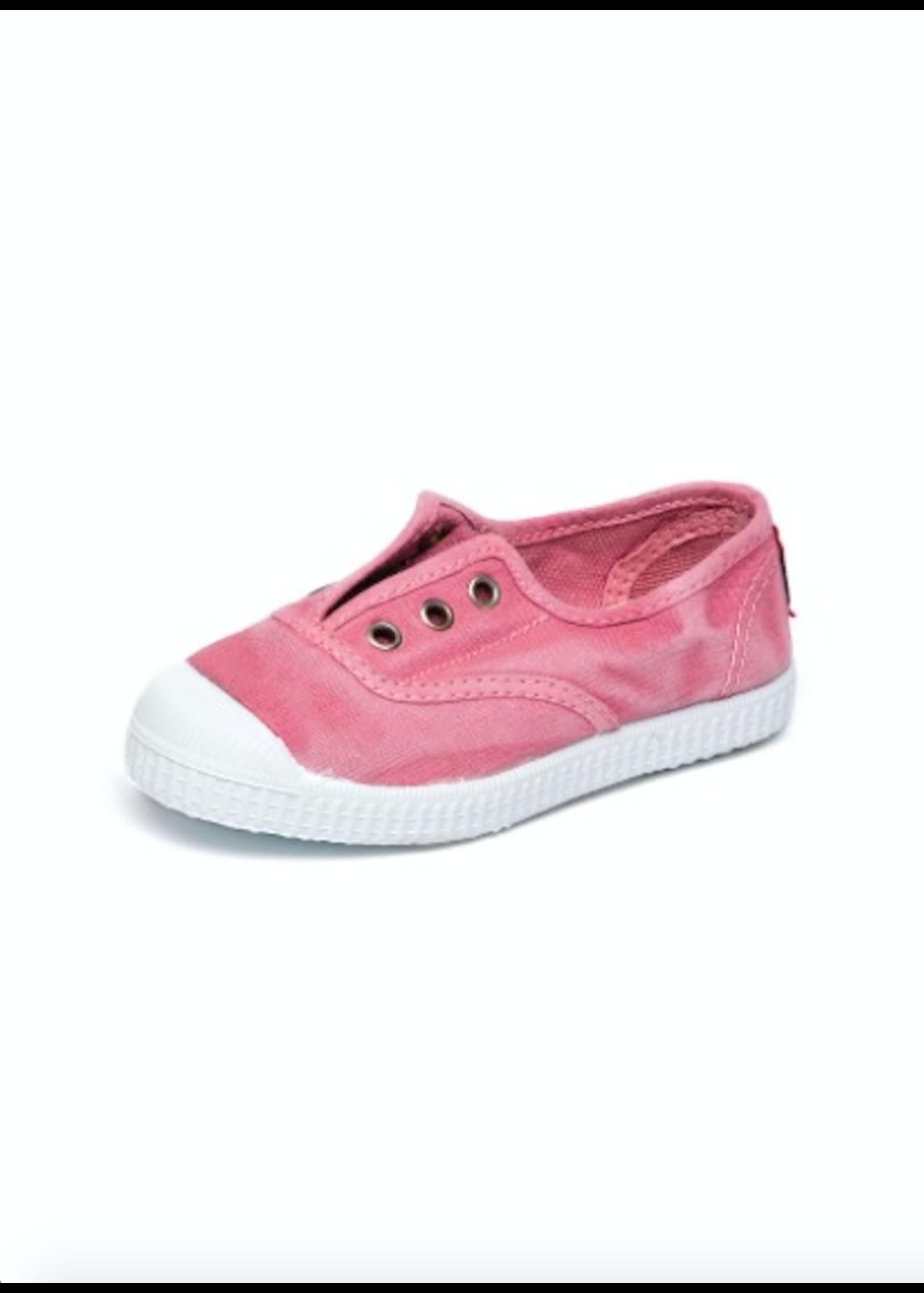 Calzados Cienta Shoes Cienta Shoes, Zapatilla Ingles Tintado Enzimatico for Girl