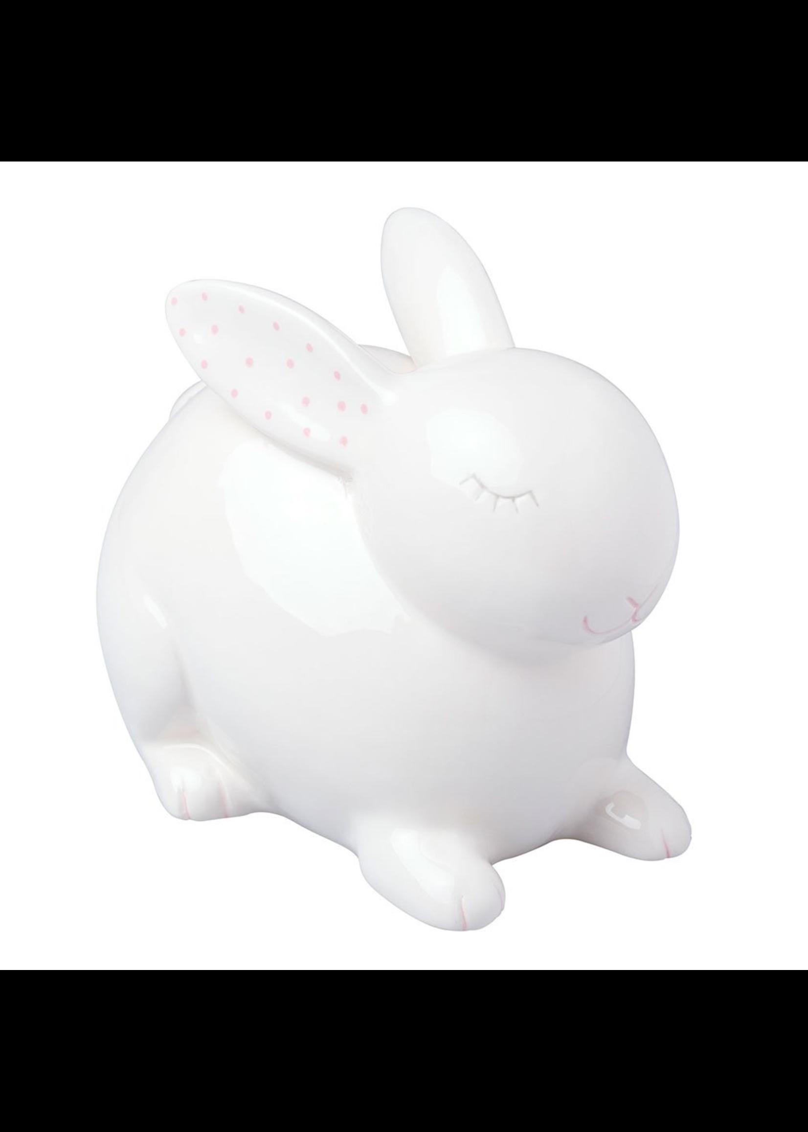 Pearhead Pearhead, Rabbit Piggy Bank