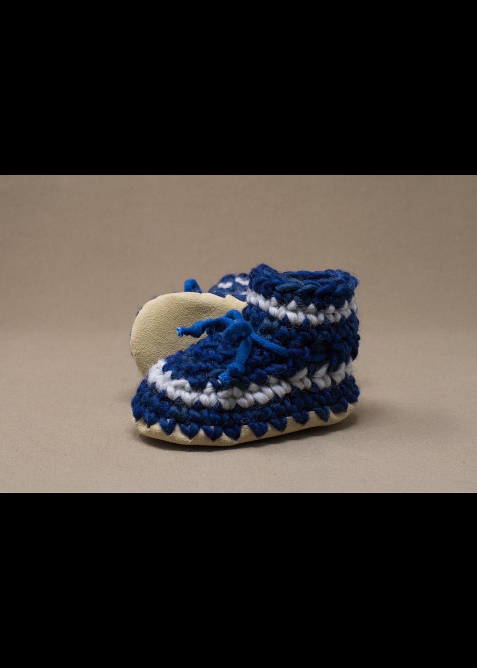 Padraig Cottage Padraig, Wool Baby Booties