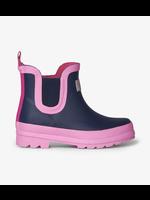 Hatley Hatley, Navy Ankle Rain Booties for Girl