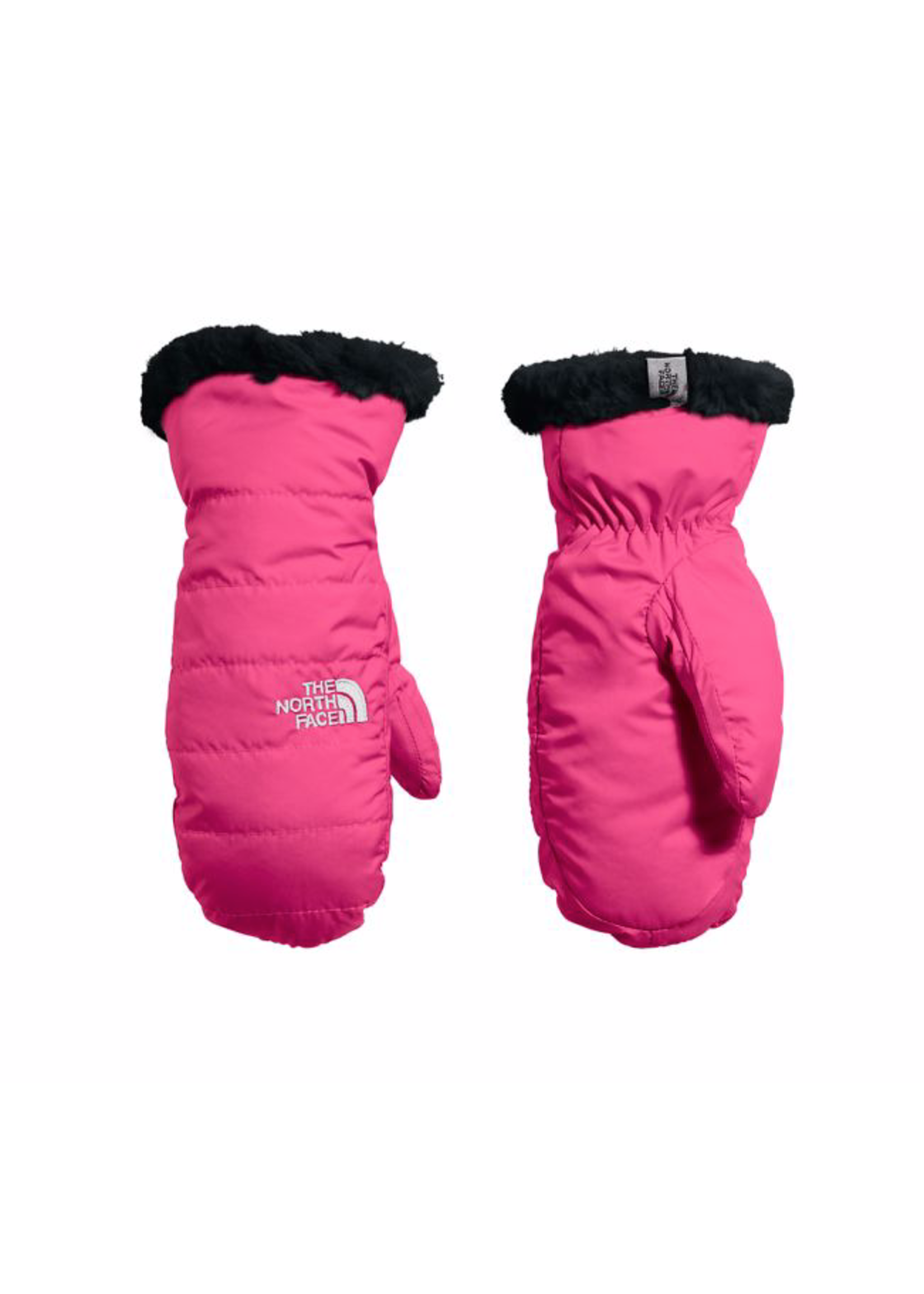 The North Face The North Face, Mossbud Swirl Reversible Mitts for Girls
