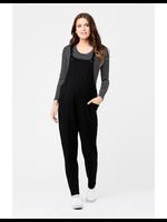 Ripe Maternity Ripe, Perrie Maternity Playsuit in Black