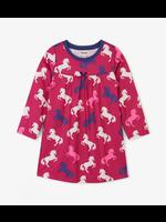 Hatley Hatley, Playful Horses Nightdress for Girl