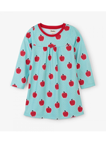 Hatley Hatley, Apples and Dots Nightdress for Girl
