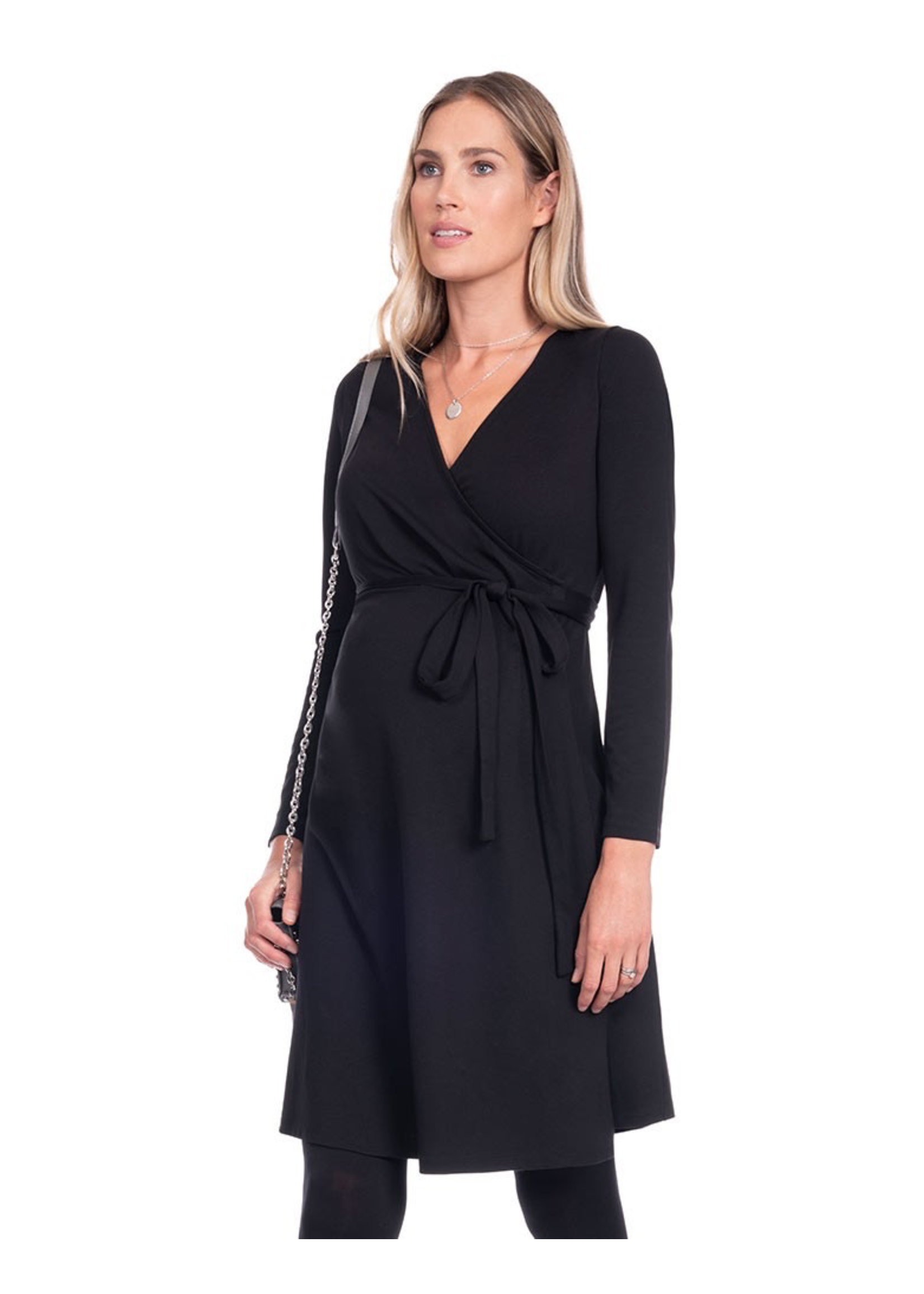 Seraphine Seraphine, Thea Maternity and Nursing Wrap Dress
