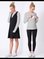 Seraphine Seraphine, LA, The Nursing Kit - Nursing Dress, The Nursing Top, The Post-Pregnancy Leggings