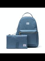 Herschel Supply Co. Herschel Supply, Nova Backpack | Sprout, Blue Mirage Crosshatch, 21L