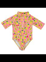 Birdz Children Birdz Children, Lemonade Surfer Swimsuit