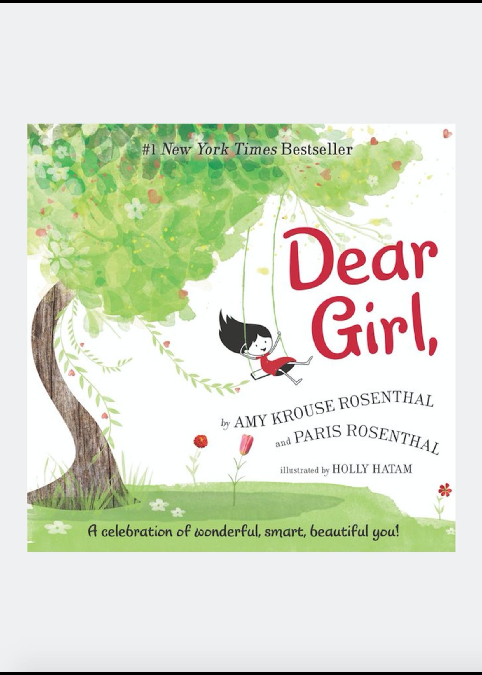 Raincoast Books Dear Girl, by Amy Krouse Rosenthal,