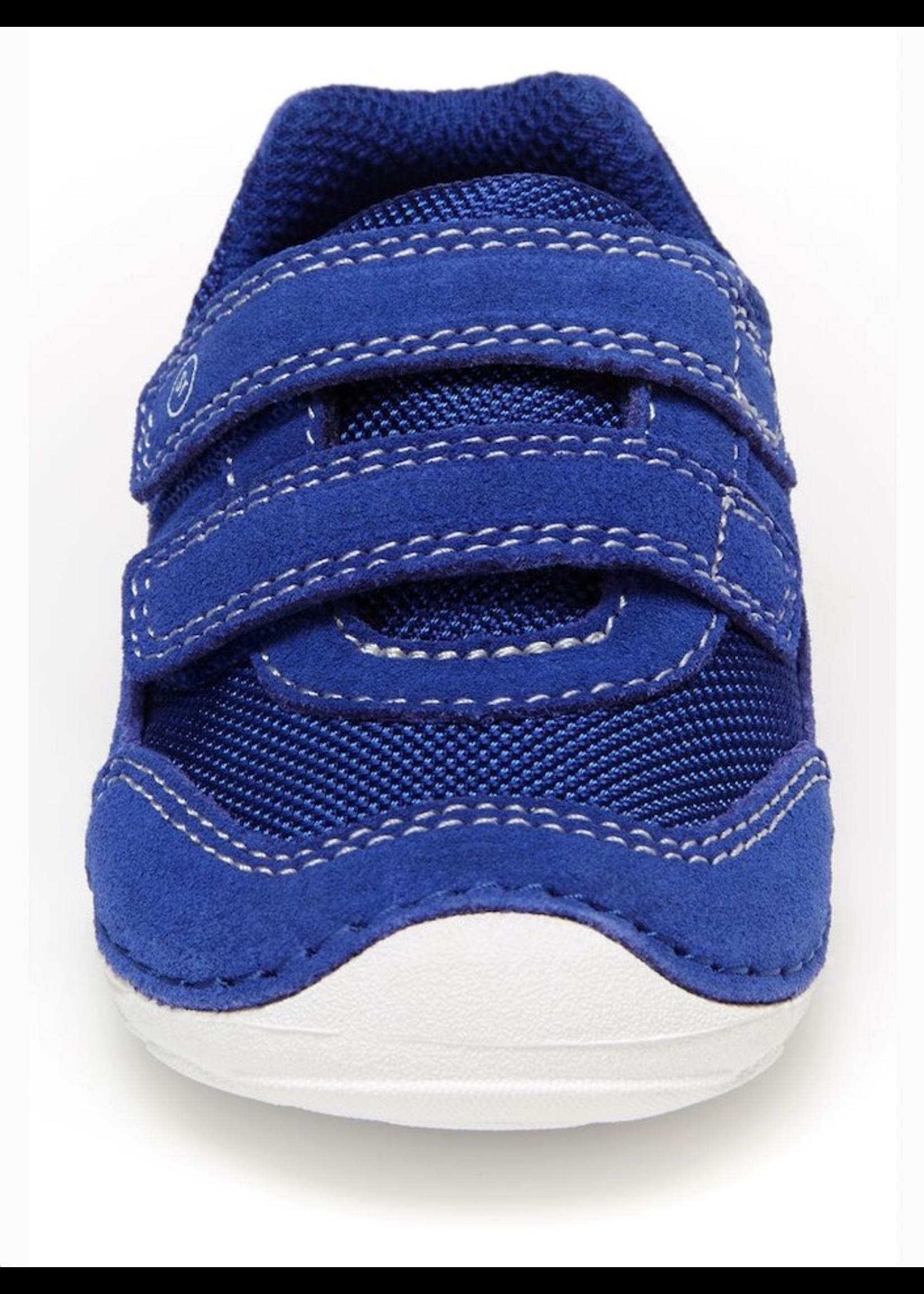 Striderite Stride Rite, Mason Soft Motion Sneaker in Blue