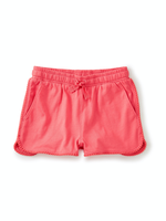 Tea Collection Tea Collection, Pom Pom Trim Shorts for Girl - P-61404