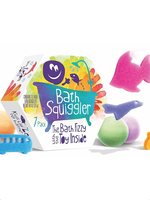 Bath Squigglers Loot Toys, Gift Pack, Bath Fizzy with Hidden toy