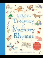 Raincoast Books Child's Treasury Of Nursery Rhymes By Kady MacDonald Denton