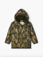 Hatley Hatley, Forest Camo Microfiber Rain Jacket
