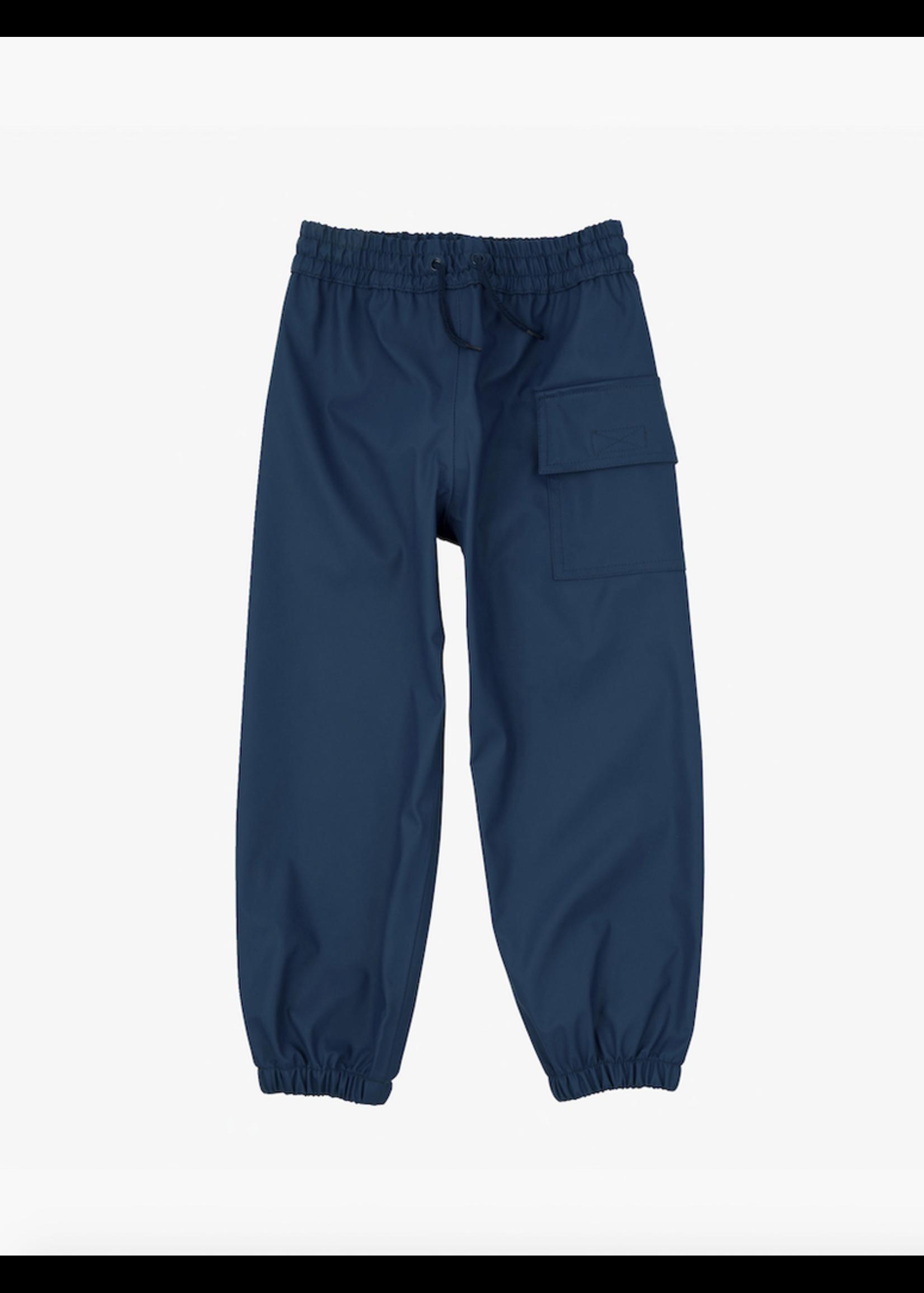 Hatley Hatley, Classic Navy Splash Pants