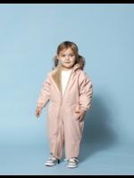 Go Soaky GoSoaky, Roger Rabbit Waterproof Onsie in Evening Pink
