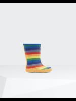 Hunter Boots Hunter Boots, Original Kids First Classic Rainbow Rain Boots: Multicoloured