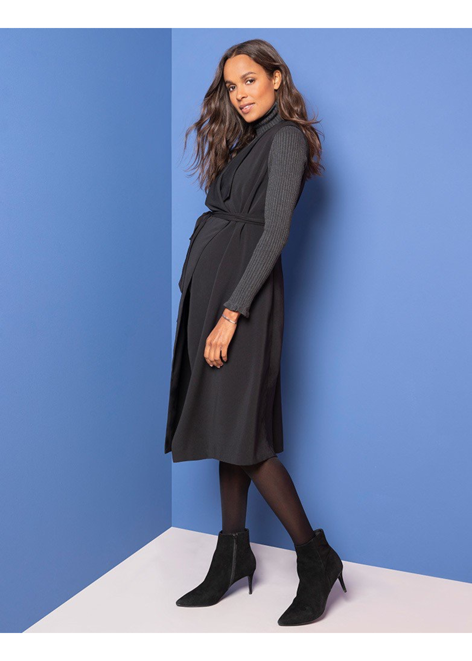 Seraphine Seraphine, Shirley Premium Sleeveless Maternity Jacket