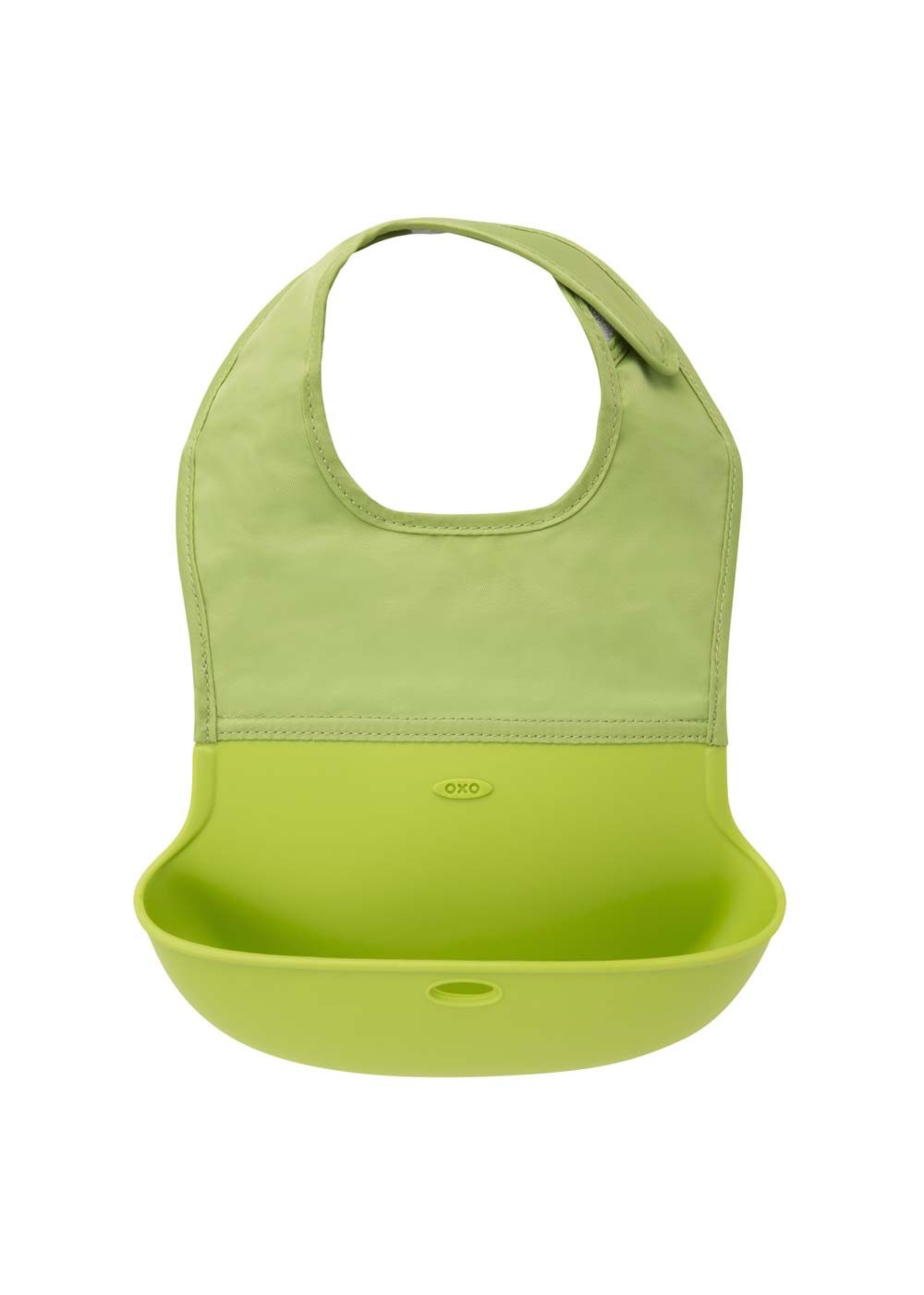Oxo Tot Oxo Tot, Roll-Up Silicone Catch Bib