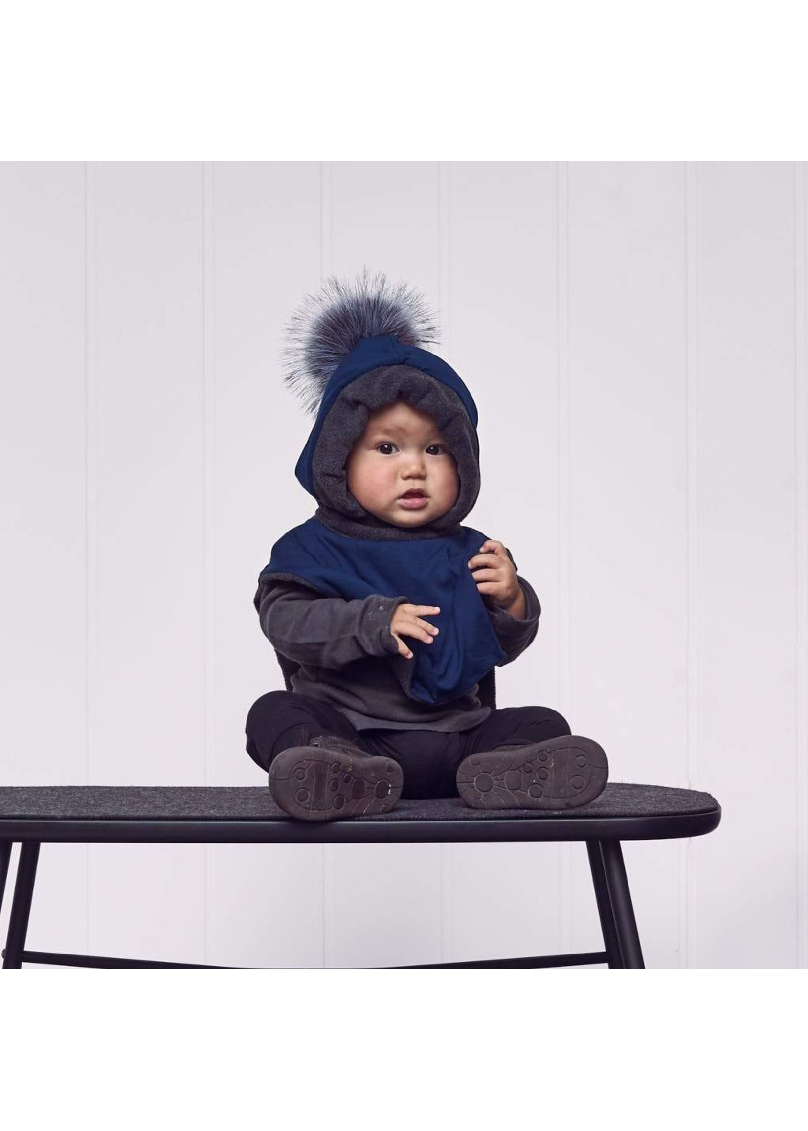 Lox Lion Lox Lion, Child Evolving Hood - P-58886