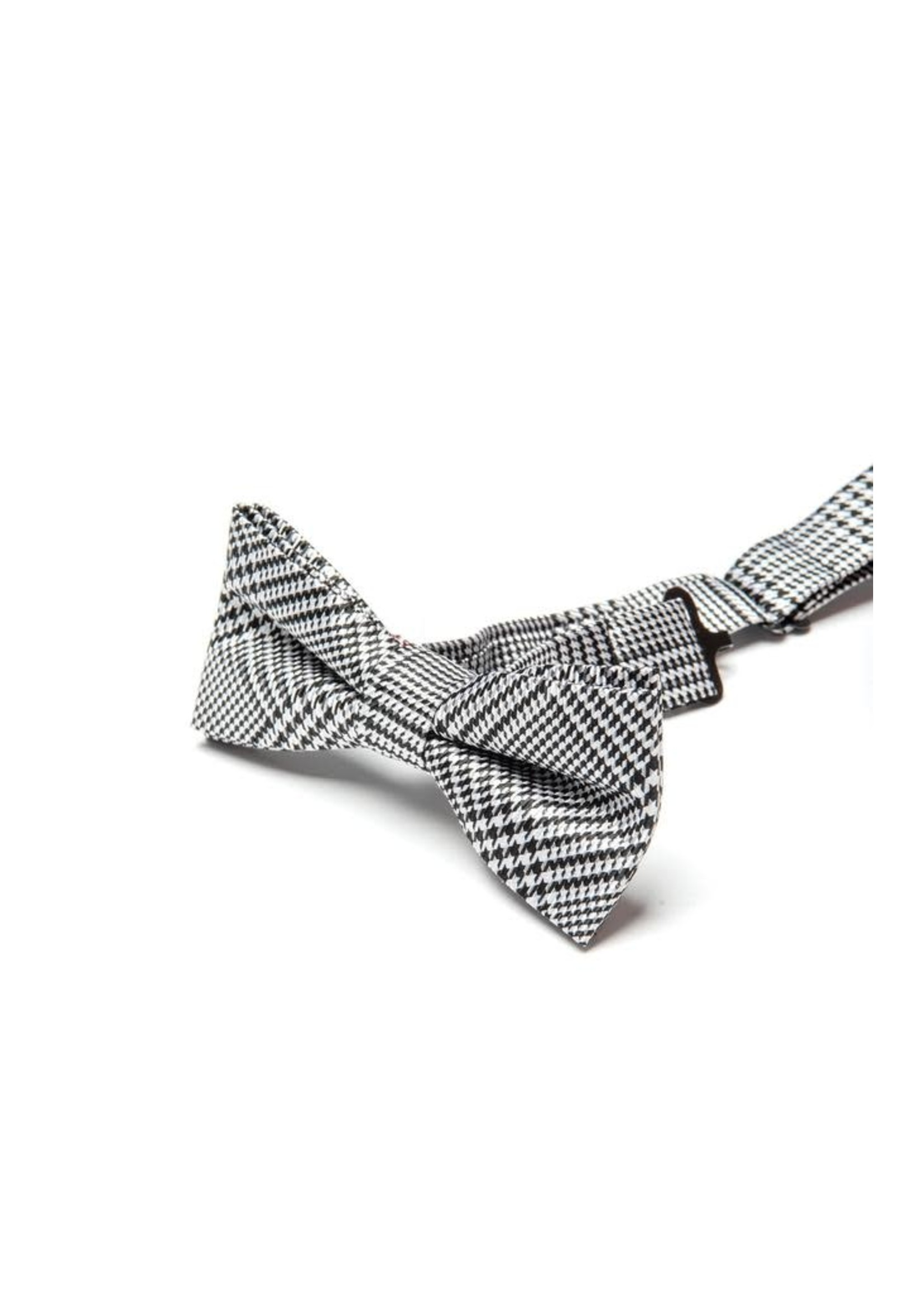 Appaman Appaman, Houndstooth Plaid Bow Tie for Boy