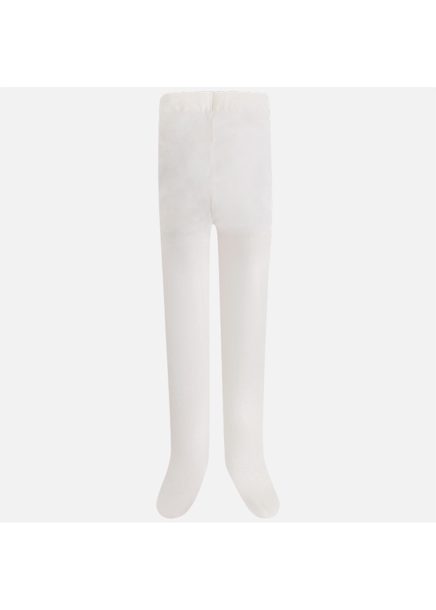 Mayoral Mayoral, Girls' Jacquard Tights with Openwork