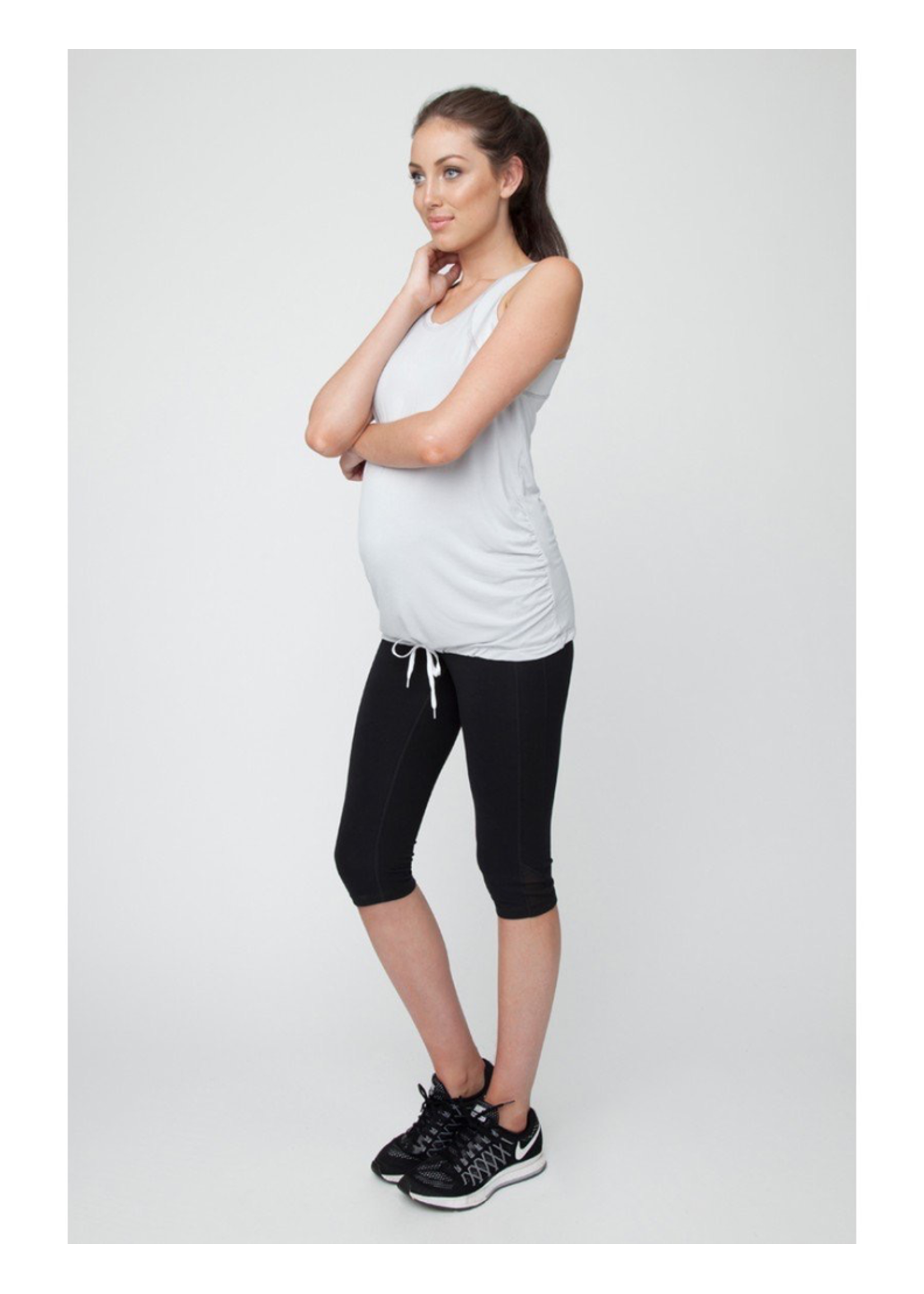 Ripe Maternity Ripe Maternity, Balance Knee Length Legging
