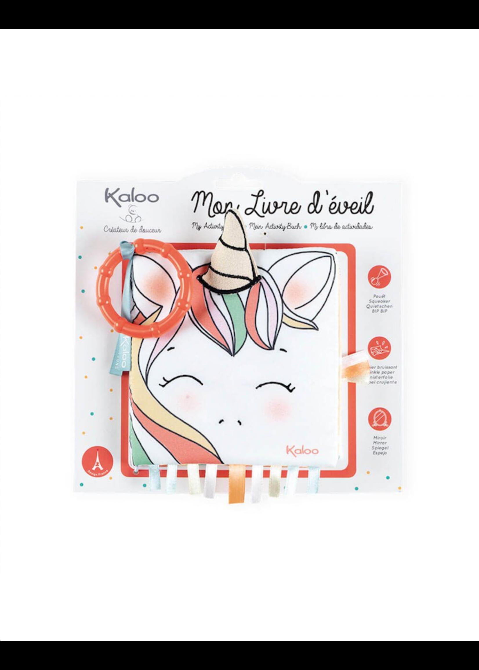 Kaloo Kaloo, The Happy Unicorn Activity Book