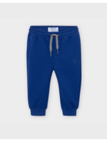 Mayoral Mayoral, Long Baby Pants in Blue Pop