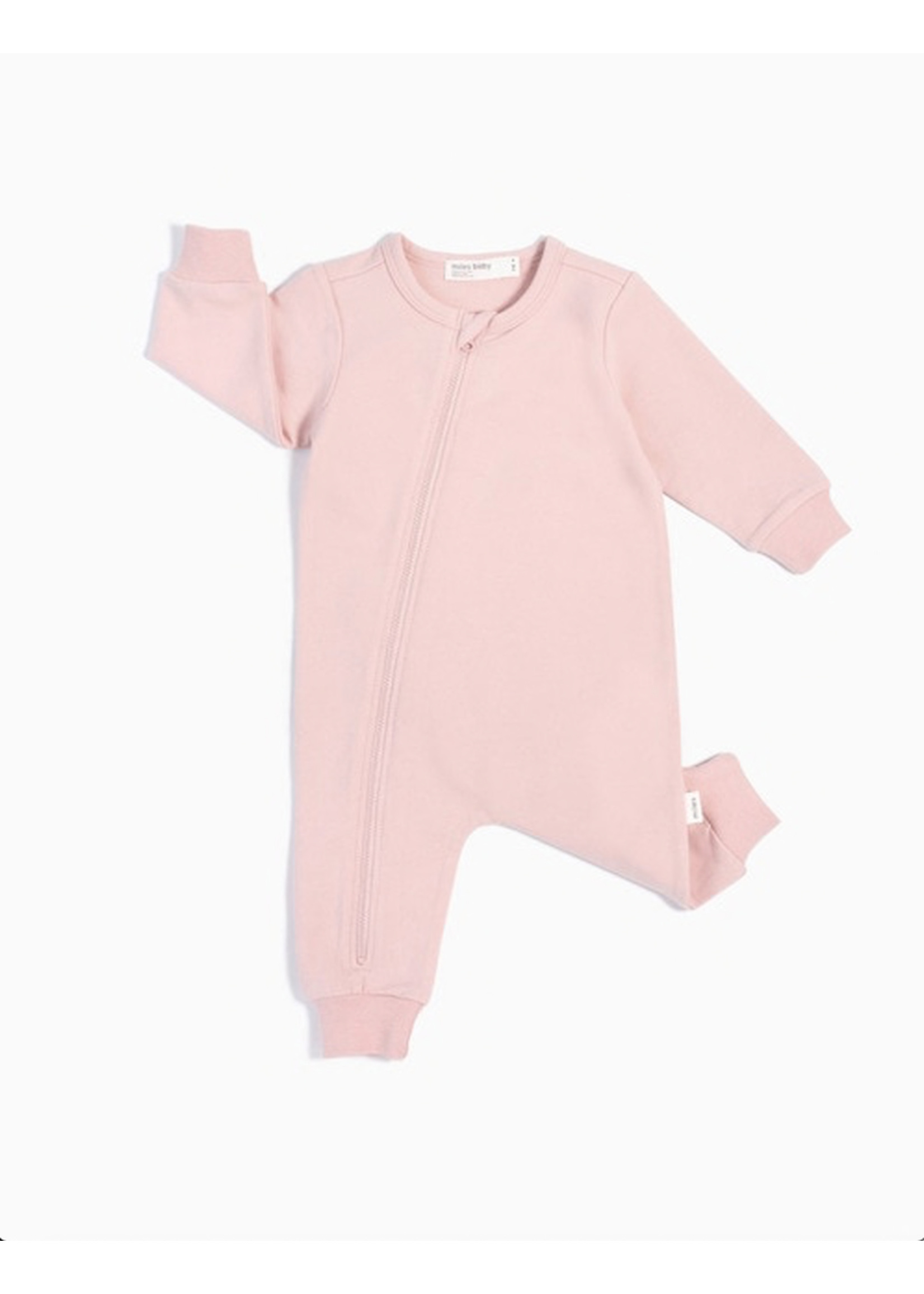 """Miles Baby Miles Baby, """"Miles Basic"""" Playsuit for Baby Girl"""