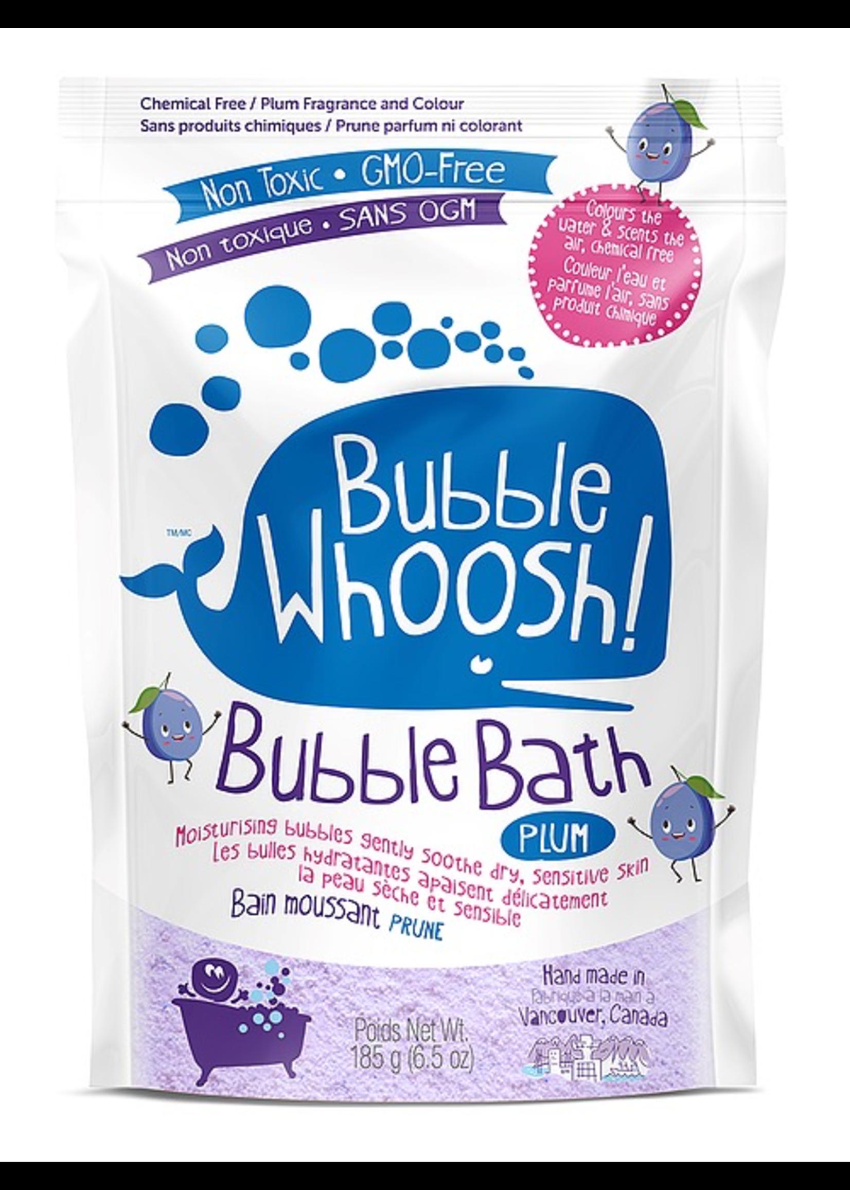 Loot Toys Bubble Whoosh- Plum Bubble Bath, 185g