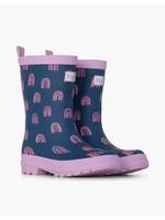 Hatley Hatley, Rainbow Party Matte Rain Boots