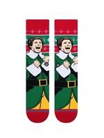 Stance Socks Stance, Elf Cold Outside Adult Socks