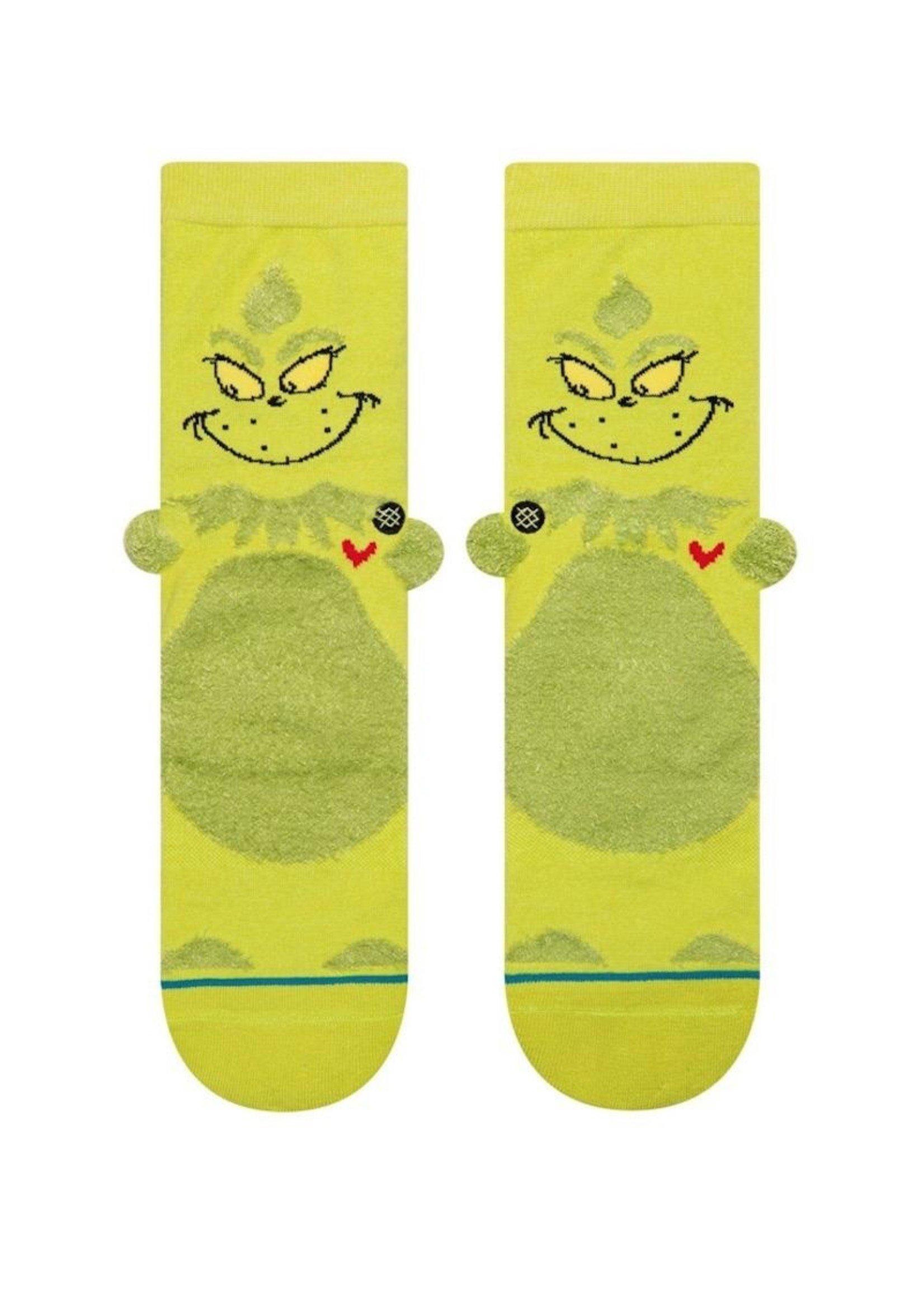 Stance Socks Stance, 3D Grinch Kids Socks