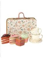 Maileg Maileg, Cake set in suitcase