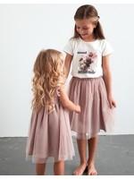 Creamie Creamie, Adobe Rose Tule Skirt