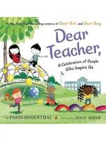 Raincoast Books Dear Teacher, by Amy Krouse Rosenthal