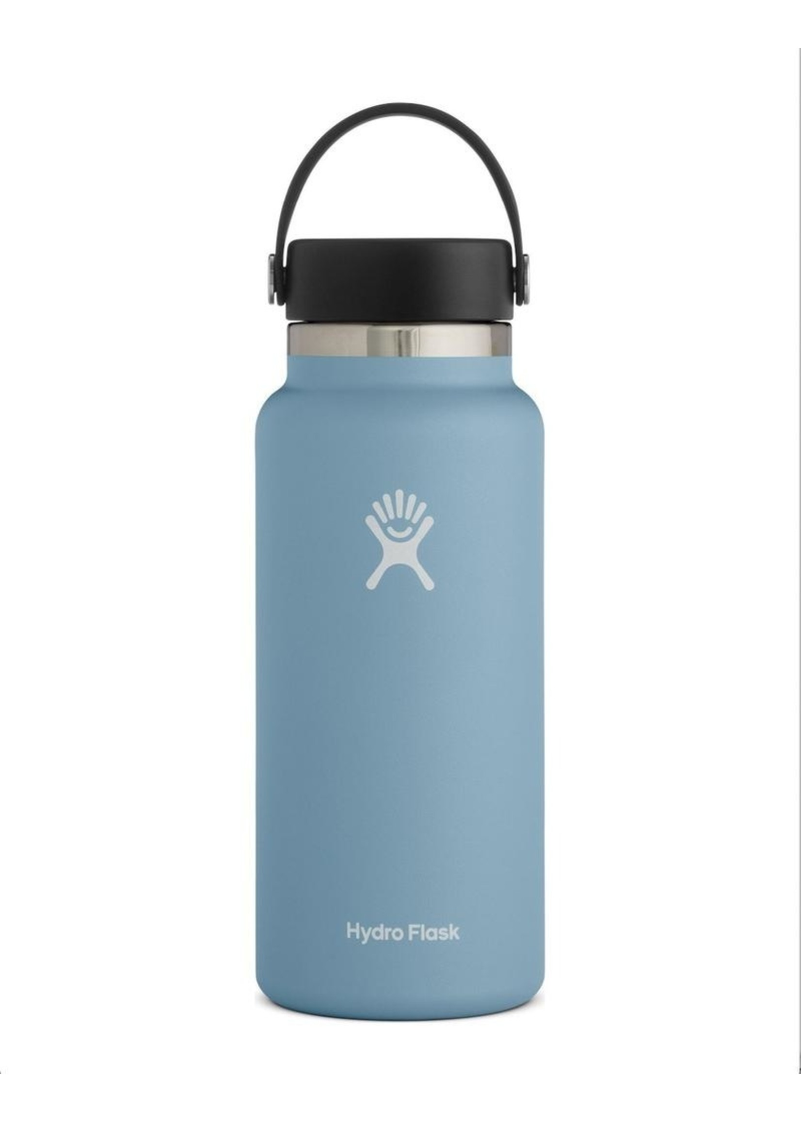Hydro Flask Hydro Flask, 32 oz Wide Mouth 2.0  Flex Cap Insulated Stainless Steel Bottle in Rain