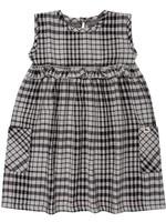 Turtledove London Turtledove, Reversible Dress - Chambray/Check