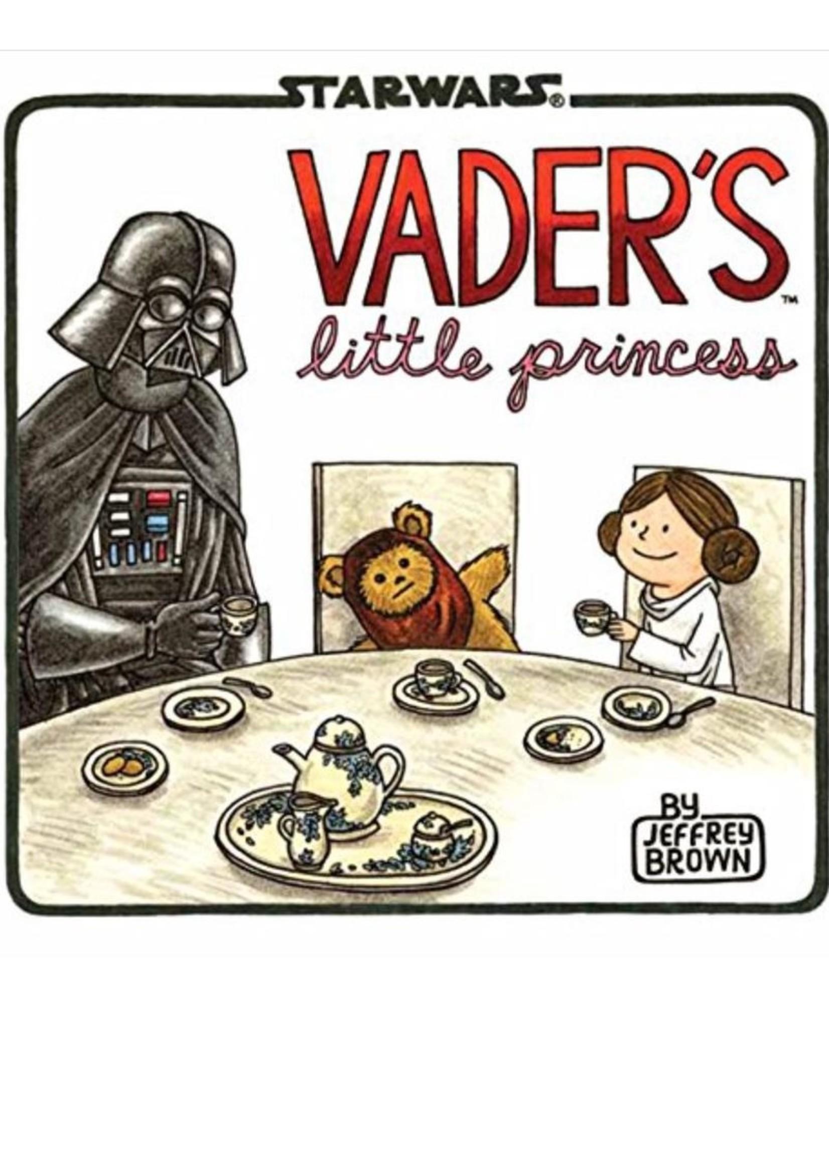 Raincoast Books Vader's Little Princess by Jeffery Brown