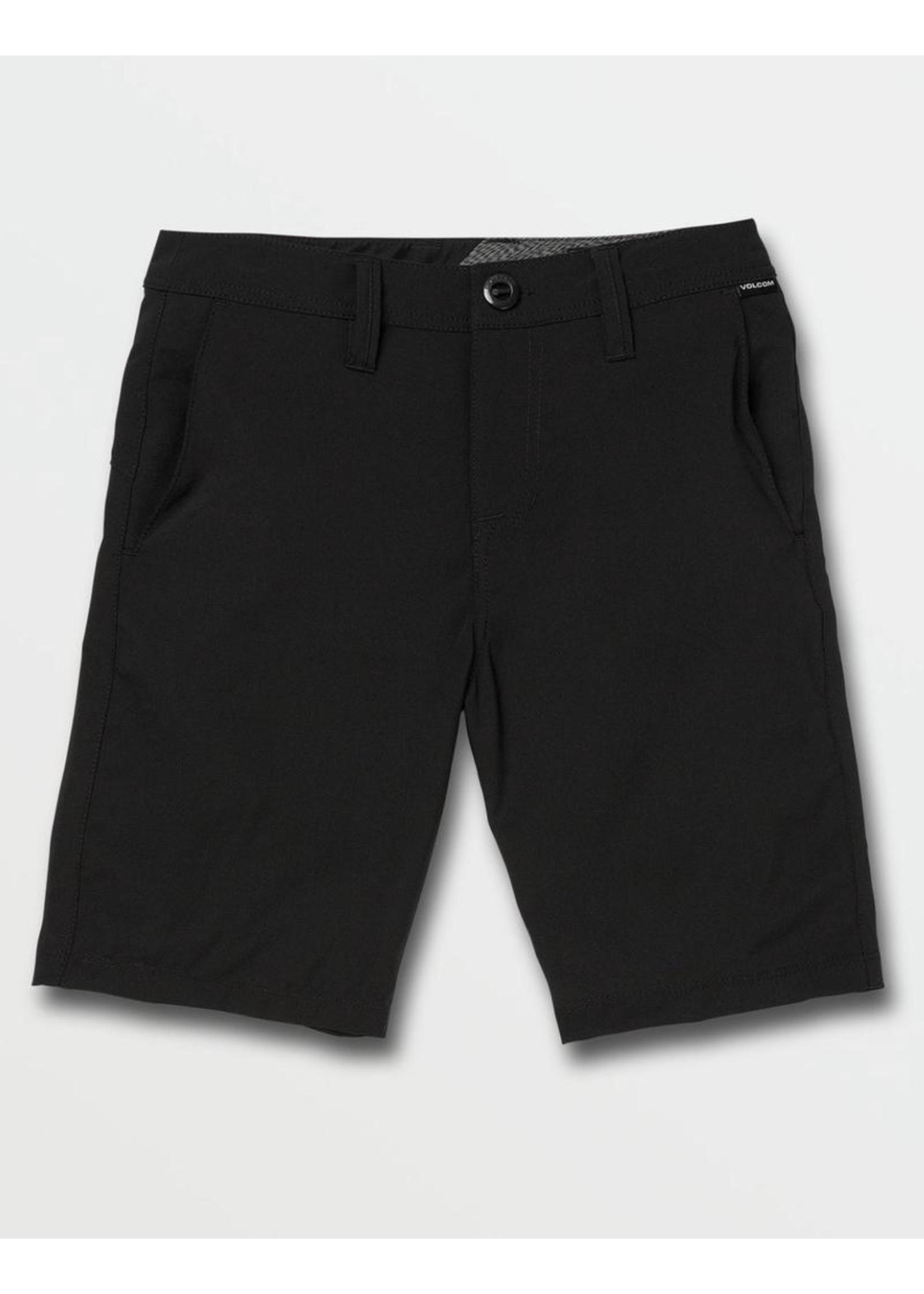 Volcom Volcom Kids, Little Boys Blackout Fricken Surf N' Turf Static Shorts