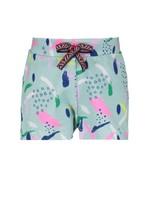 Bampidano Bampidano, Evie Print Cotton Shorts